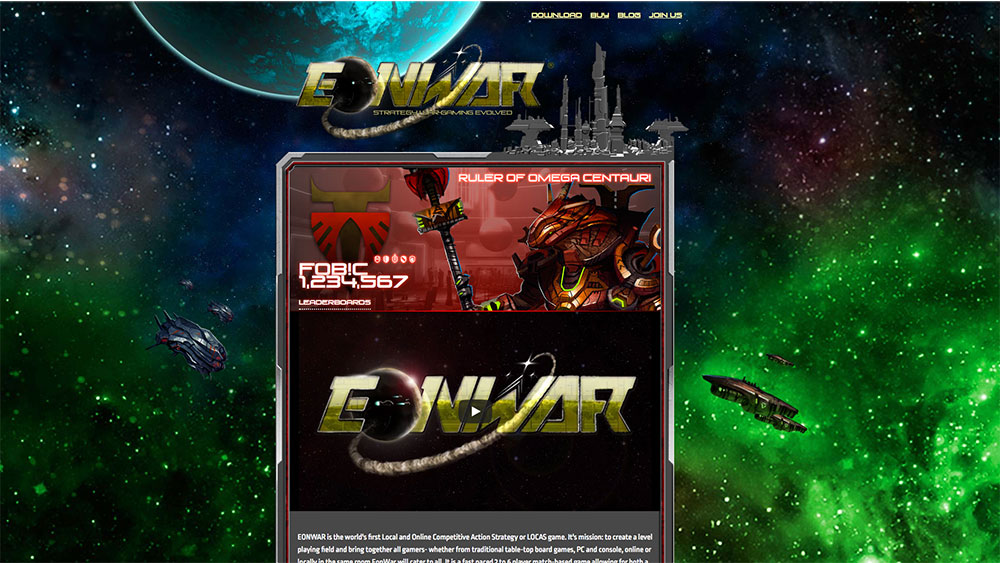 Eonwar.net Goes Public